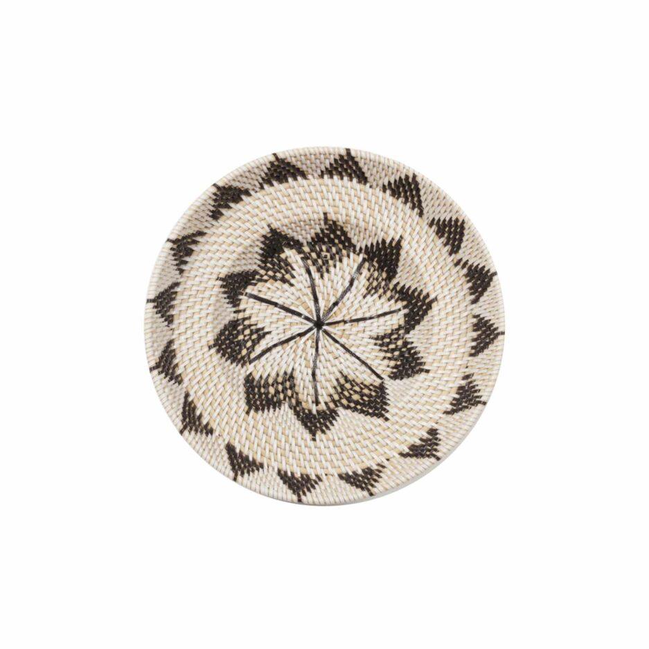 Wanddekoration aus Bali, genauer gesagt: aus Papua Neuguinea. Die runden Wandteller im Bohemian Stil dekorieren jede Wand