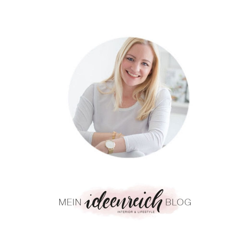 Mein Ideenreich Tanja Schimer bloggt zu Interior und Lifestyle.