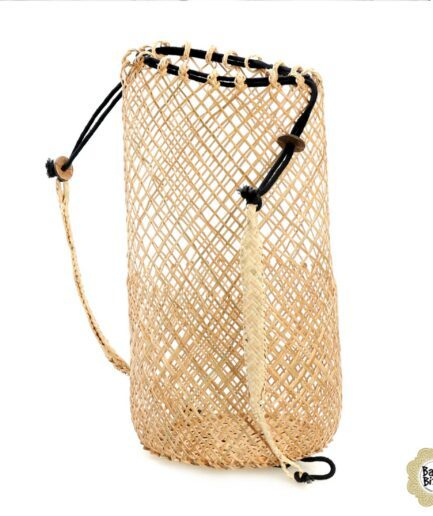 "The Fisherman Backpack ♥ Fischernetz. Der ""Borneo Bag"" dekoriert das Zuhause 
