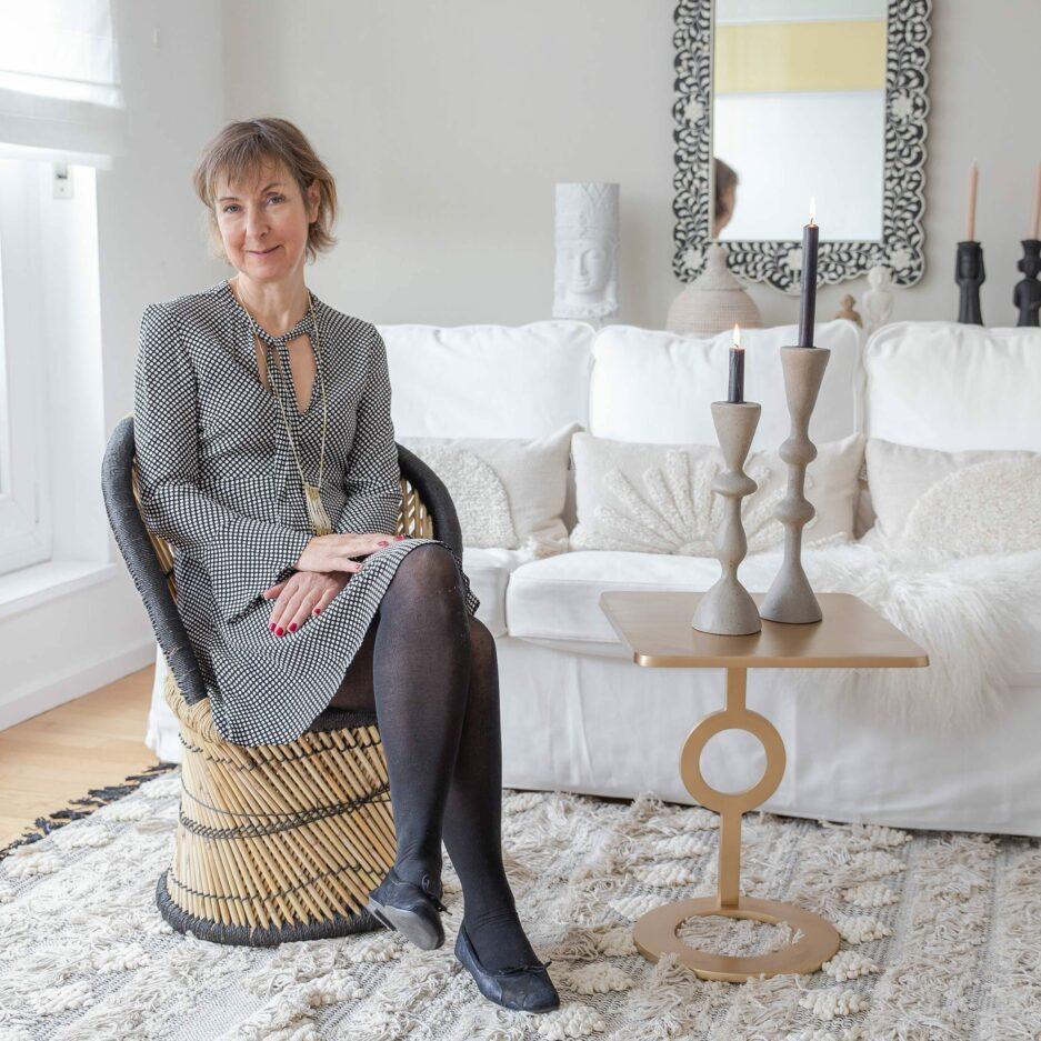 Boho Style Stuhl für Kinder im Pfauensessel Look von der Marke Jline. Entdecke unsere hübschen Sessel für das Kinderzimmer und Hängesessel für den Boho Look ♥ Onlineshop Soulbirdee