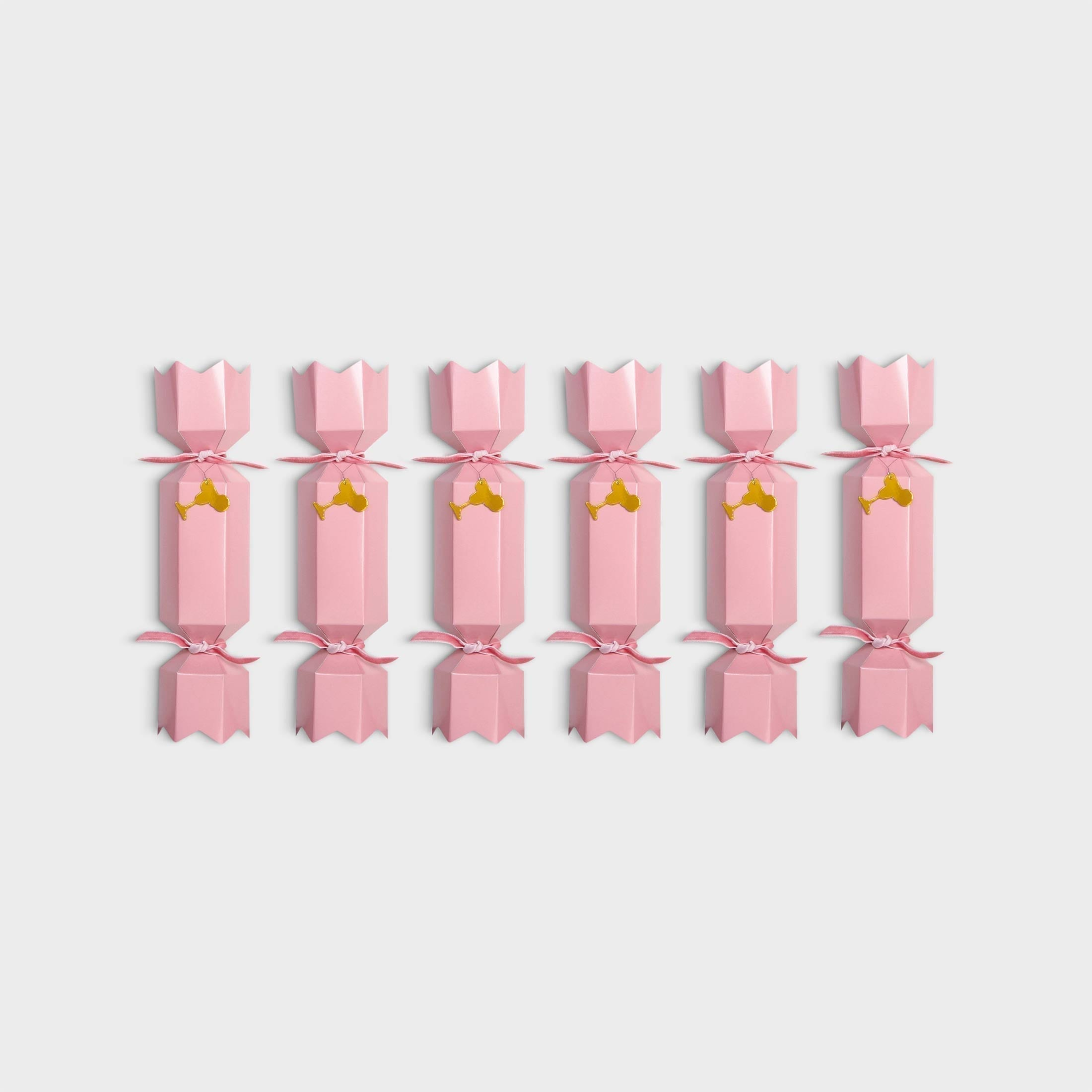 Knallbonbon mit Überraschung für Silvester von der Marke Klevering. Entdecke die lustige Tischdeko für die ganze Familie