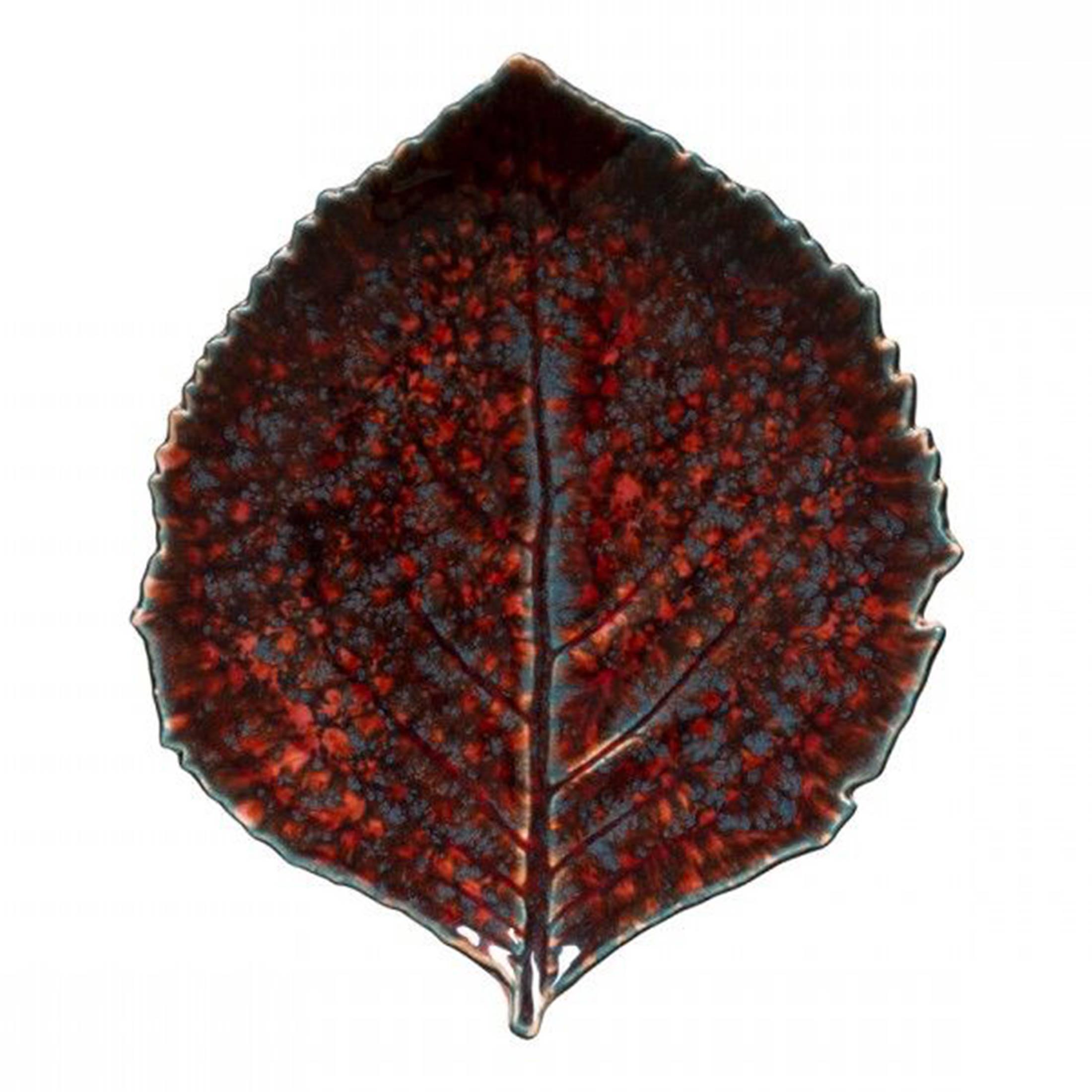 Hortensie Hydrangea Leaf plate by Christian Tortu, Spülmaschine geeignet von der Marke Costa Nova aus Portugal. Geschirr für Weihnachten online kaufen