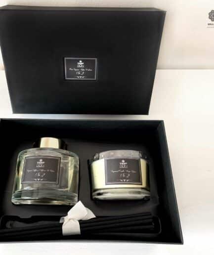 Duftkerze Geschenkset mit dem Duft No2 von C´est Bon. Geschenkset für Weihnachten zum Verschenken für Damen & Herren√Soulbirdee Onlineshop