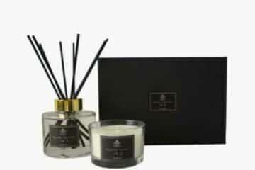 Duftkerze Geschenkset mit dem Duft No2 von C´est Bon. Geschenkset für Weihnachten zum Verschenken für Damen & Herren ♥ Soulbirdee Onlineshop