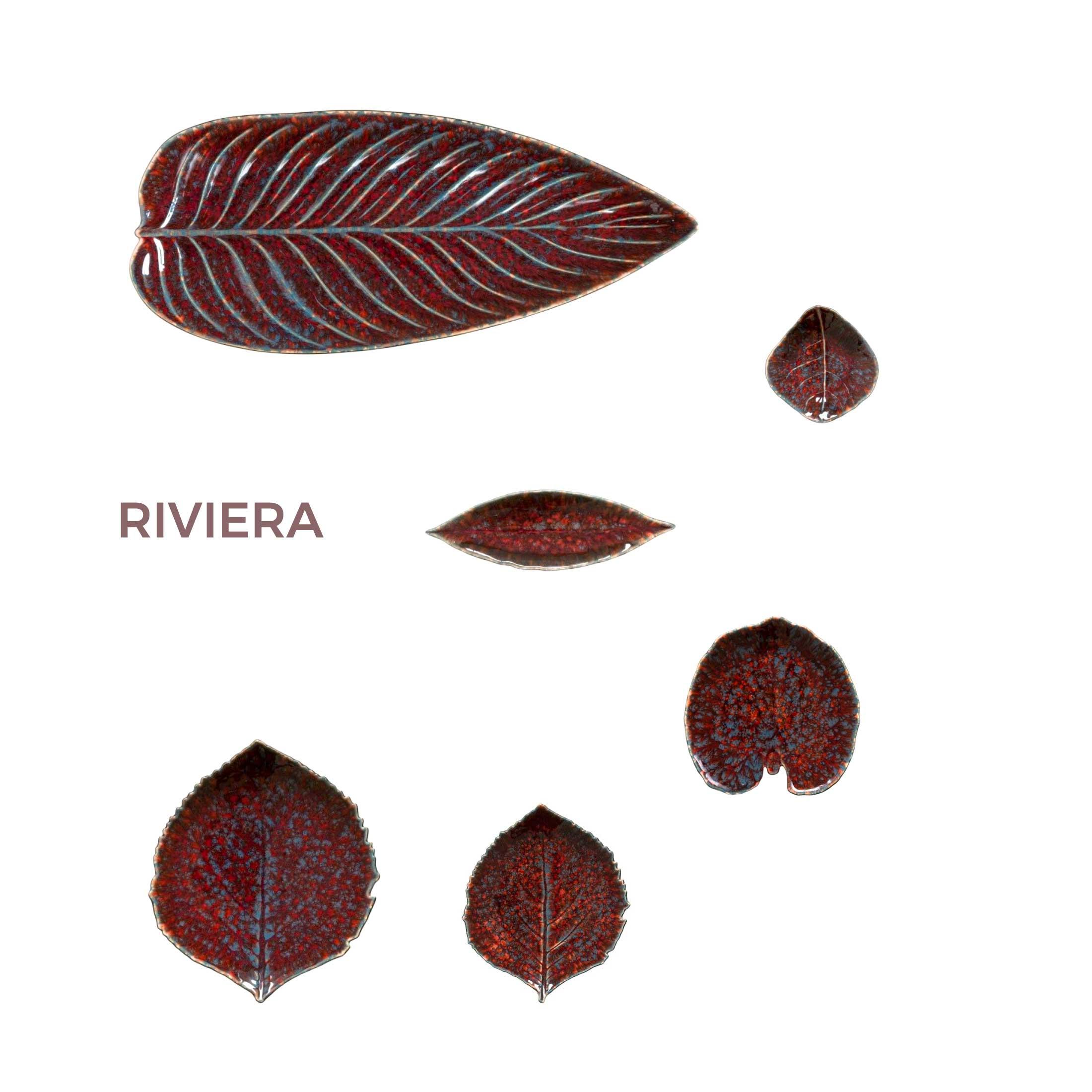 Riviera Geschirr Kollektion Christian Tortu für Costa Nova