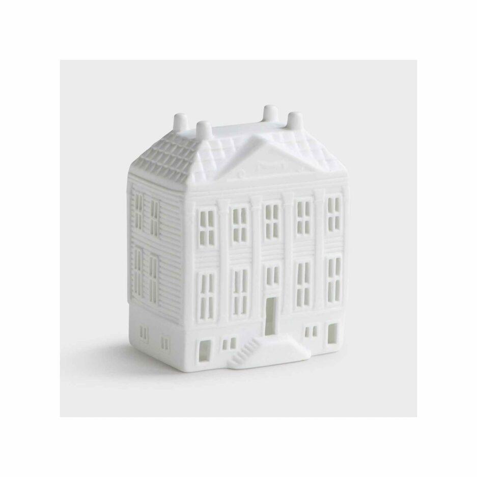 Grachtenhaus Amsterdam Villa | Lichthaus aus der Kollektion von Klevering Amsterdam ♥ Kerzenhalter in der Form eines Haus | Lichthaus kaufen