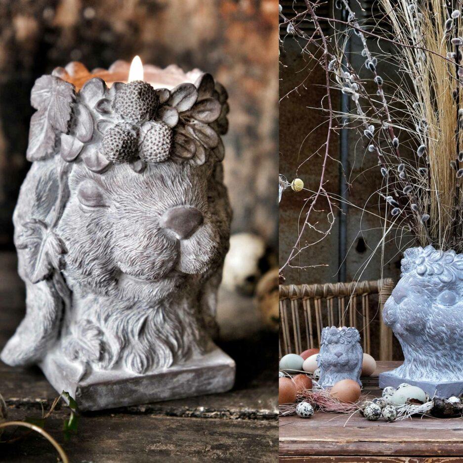 Osterhase Hase ♥ Ostern 2021 Deko im Landhausstil ♥ Romantische Osterdeko kaufen | Soulbirdee Onlineshop für Deko & Interior