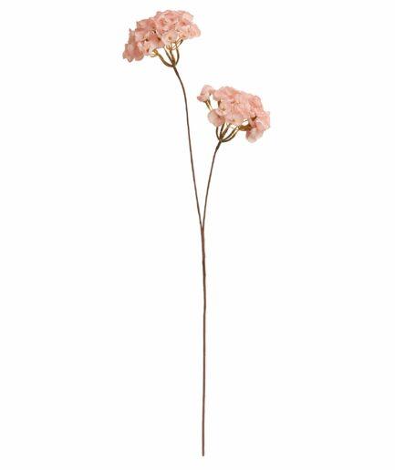 Papier-Blume Hortensie von Bungalow DK ♥ Künstliche Blume, Kunstblume in Rosa ♥ Flower Decoration online kaufen ♥ Soulbirdee Onlineshop