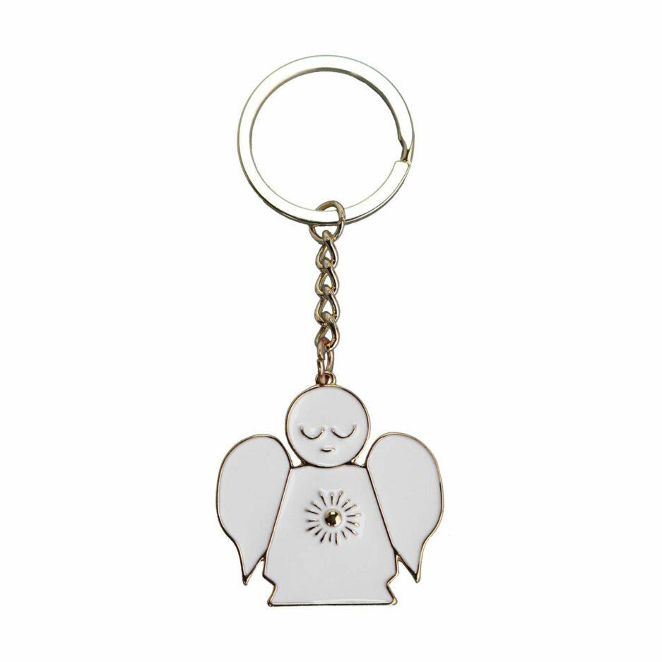 Schlüsselanhänger Schutzengel als Geschenk für Weihnachten. Kleine Weihnachtsgeschenke für Freunde, Kollegen und Kinder kaufen
